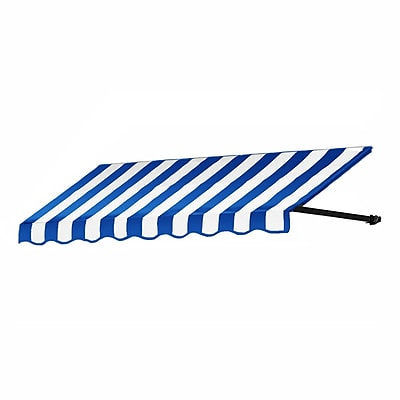 Awntech® 5' Dallas Retro® Window/Entry Awning, 24