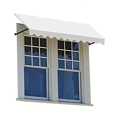 Awntech® 20' Dallas Retro® Window/Entry Awning, 16