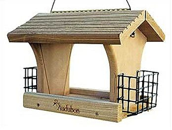 Audubon Large Ranch Suet Hopper Bird Feeder (WYF078276325882) photo