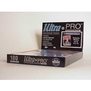 Ultra Pro 8'' x 10'' Photos Display Box (1 Pocket Pages)