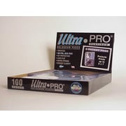 Ultra Pro 5'' x 7'' Photos Display Box (2 Pocket Pages)