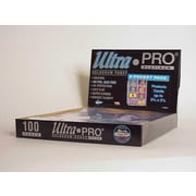 Ultra Pro 2.75'' x 3.5'' Topps, Bowman Card Display Box (8 Pocket Pages)