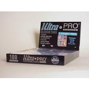 Ultra Pro 2.5'' x 5.25'' Tall Cards Display Box (6 Pocket Pages)