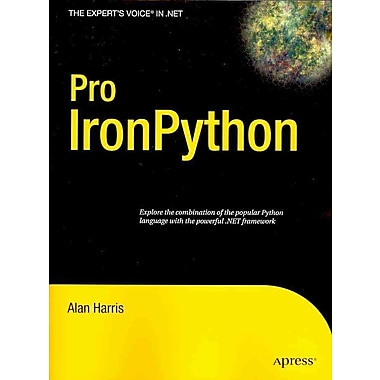 Pro IronPython (Expert's Voice in .NET)