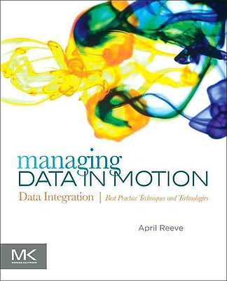 Managing Data in Motion 1117559