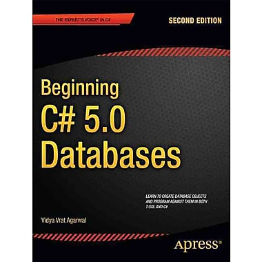 Beginning C# 5.0 Databases