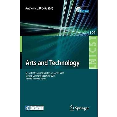 Arts and Technology: Second International Conference, ArtsIT 2011, Esbjerg, Denmark,