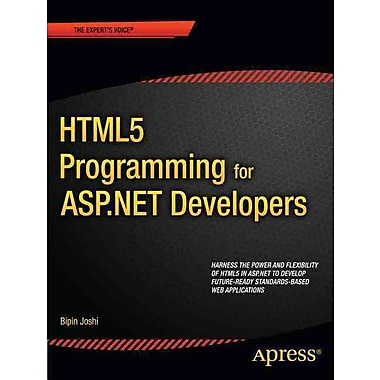 HTML5 Programming for ASP.NET Developers