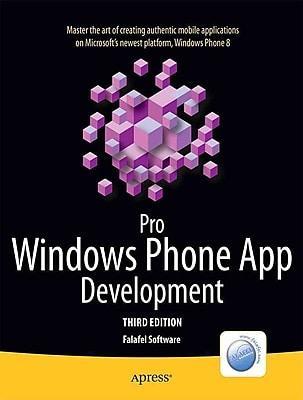 Pro Windows Phone App Development (PB)