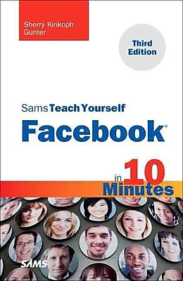 Sams Teach Yourself Facebook in 10 Minutes (3rd Edition) (Sams Teach Yourself -- Minutes)
