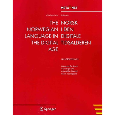 The Norwegian Language in the Digital Age: Nynorskversjon