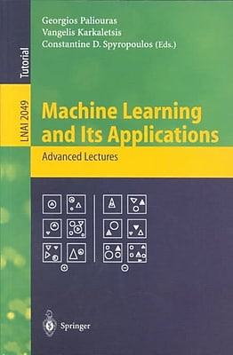 Machine Learning and Its Applications