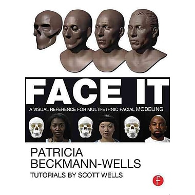 Face It: A Visual Reference for Multi-ethnic Facial Modeling