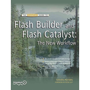 Flash Builder and Flash Catalyst: The New Workflow