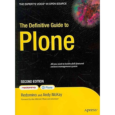 The Definitive Guide to Plone (Expert's Voice in Open Source)