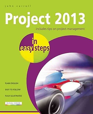 Project 2013 in Easy Steps