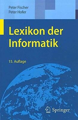 Lexikon der Informatik (German Edition)