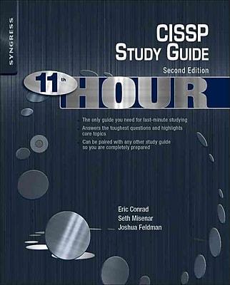 Eleventh Hour CISSP, Second Edition: Study Guide