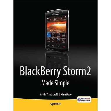 BlackBerry Storm2 Made Simple