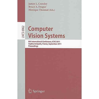 Computer Vision Systems: 8th International Conference, ICVS 2011, Sophia Antipolis, France