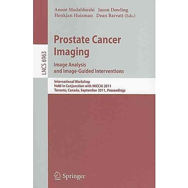 Prostate Cancer Imaging. Image Analysis and Image-Guided Interventions