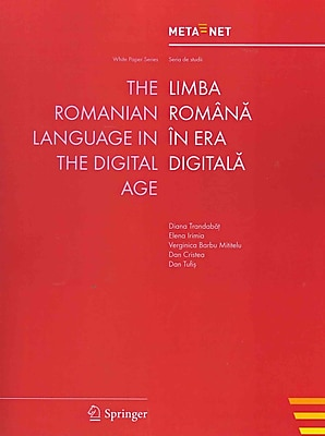 The Romanian Language in the Digital Age