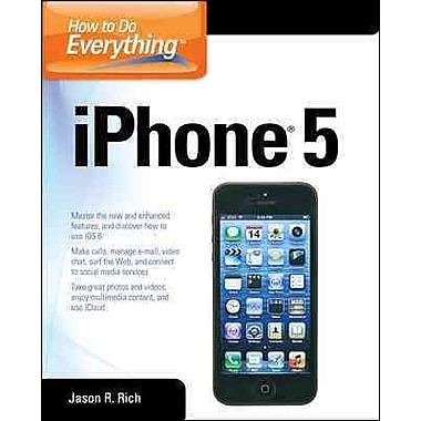 How to Do Everything: iPhone 5