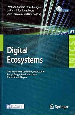 Digital Eco-Systems