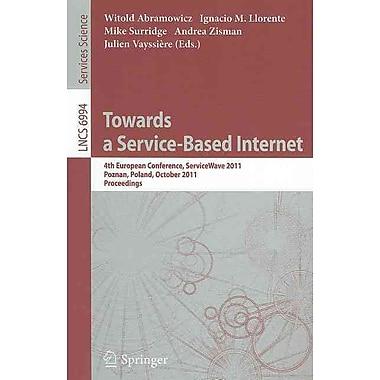 Towards a Service-Based Internet