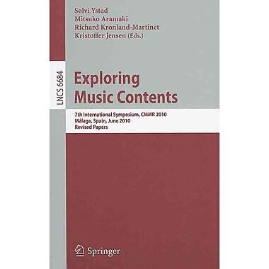 Exploring Music Contents
