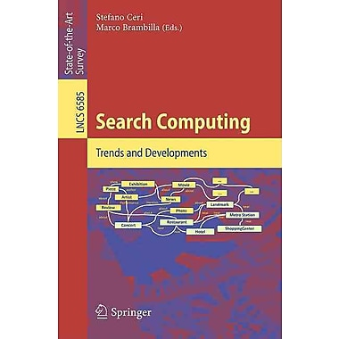 Search Computing: Trends and Developments
