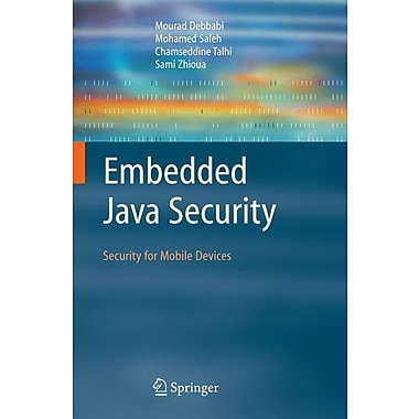 Embedded Java Security: Security for Mobile Devices