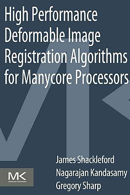 High Performance Deformable Image Registration Algorithms for Manycore Processors