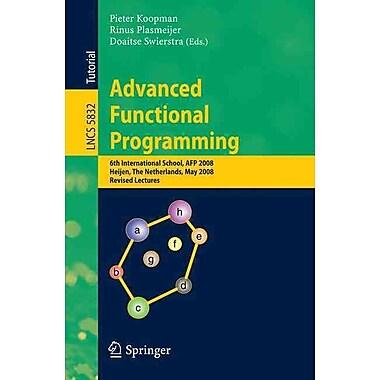 Advanced Functional Programming: