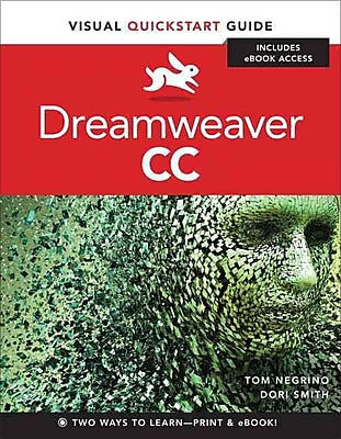 Dreamweaver CC: Visual QuickStart Guide