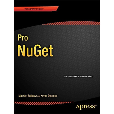 Pro NuGet (Expert's Voice in Microsoft)