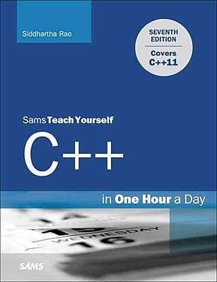 Sams Teach Yourself C++ in One Hour a Day (7th Edition)