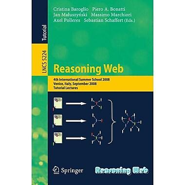 Reasoning Web Paperback