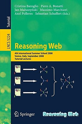Reasoning Web Paperback