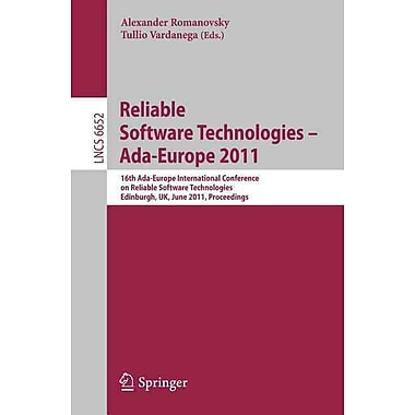 Reliable Software Technologies - Ada-Europe 2011
