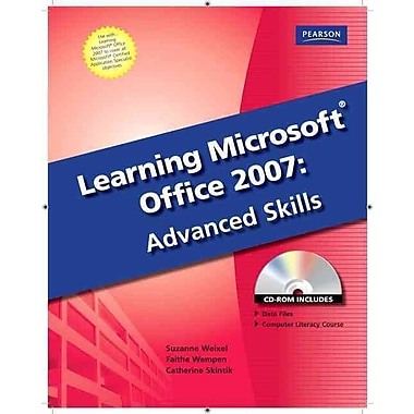 Learning Microsoft Office 2007: Advanced Skills