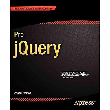 Pro jQuery (Expert's Voice in Web Development)