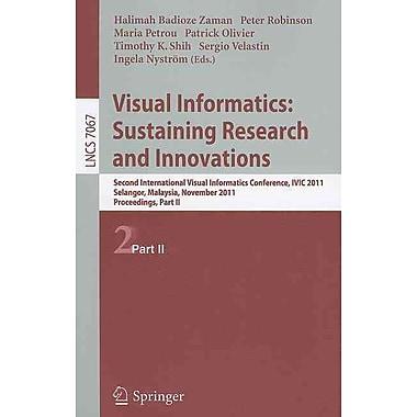 Second International Visual Informatics Conference