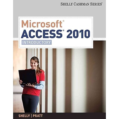 Microsoft Access 2010, Used Book