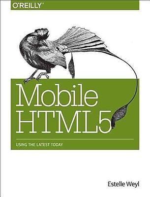 Mobile HTML5 Estelle Weyl Paperback