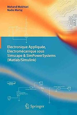 Electronique Appliquee, Electromecanique sous Simscape & SimPowerSystems