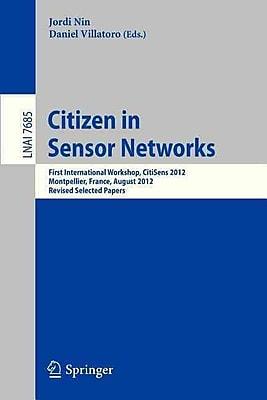Citizen in Sensor Networks