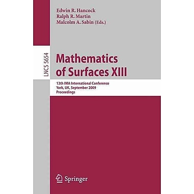 Mathematics of Surfaces XIII (Paperback)