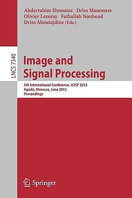 Image and Signal Processing: 5th International Conference