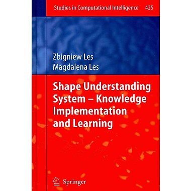 Shape Understanding System - Knowledge Implementation and Learning